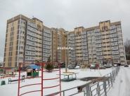 Новостройка ЖК на улице Рабочая
